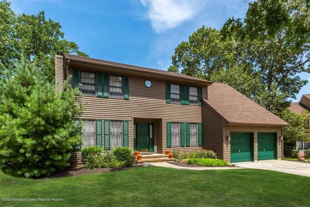 1452 Whitetail Lane, Toms River, NJ 08753 (MLS #22027068) :: The Dekanski Home Selling Team