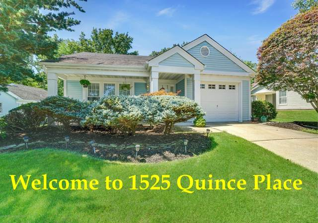 1525 Quince Place, Toms River, NJ 08755 (MLS #22027126) :: The MEEHAN Group of RE/MAX New Beginnings Realty