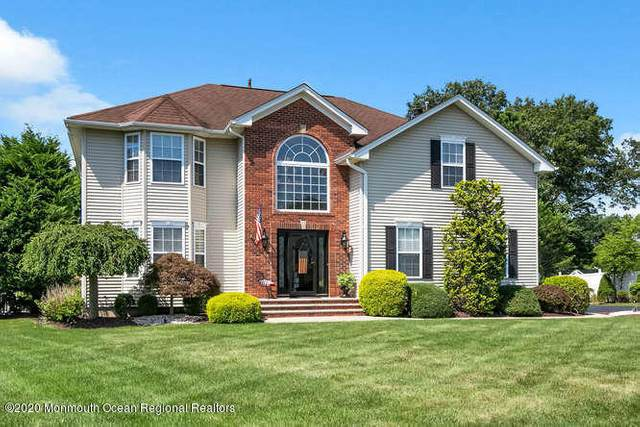 34 Woodview Drive, Howell, NJ 07731 (MLS #22027233) :: Caitlyn Mulligan with RE/MAX Revolution