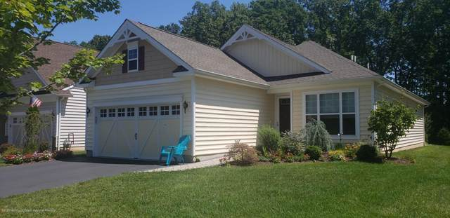 33 Lily Pond Court, Howell, NJ 07731 (MLS #22027249) :: The Premier Group NJ @ Re/Max Central