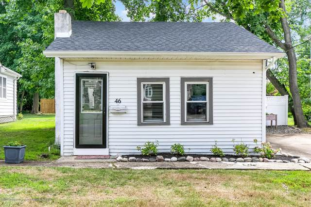 46 Maple Avenue, Little Silver, NJ 07739 (MLS #22027256) :: William Hagan Group
