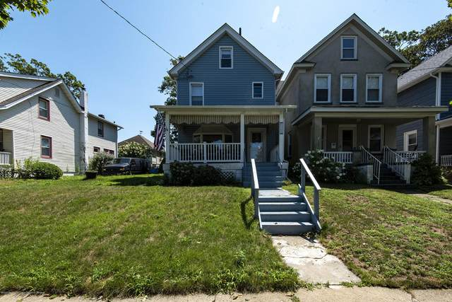 405 Lareine Avenue, Bradley Beach, NJ 07720 (MLS #22027263) :: The Sikora Group