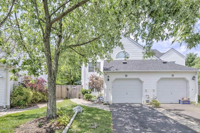 9 Browning Court, Freehold, NJ 07728 (MLS #22027272) :: William Hagan Group