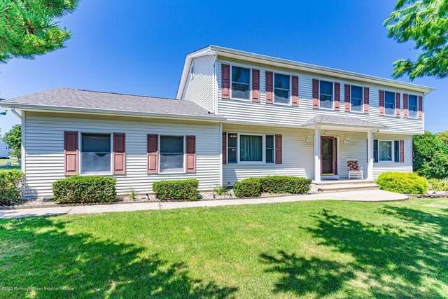 1069 Sheila Drive, Toms River, NJ 08753 (MLS #22027283) :: The Dekanski Home Selling Team
