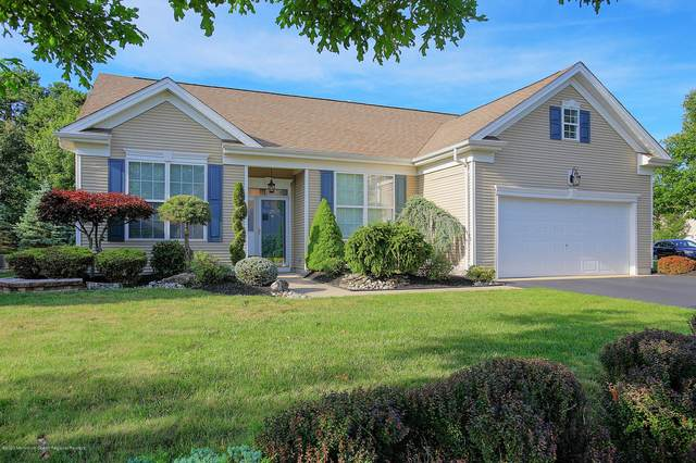 29 Portchester Drive, Jackson, NJ 08527 (MLS #22027284) :: The Dekanski Home Selling Team