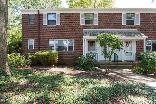 165 Manor Drive, Red Bank, NJ 07701 (MLS #22027319) :: The Sikora Group