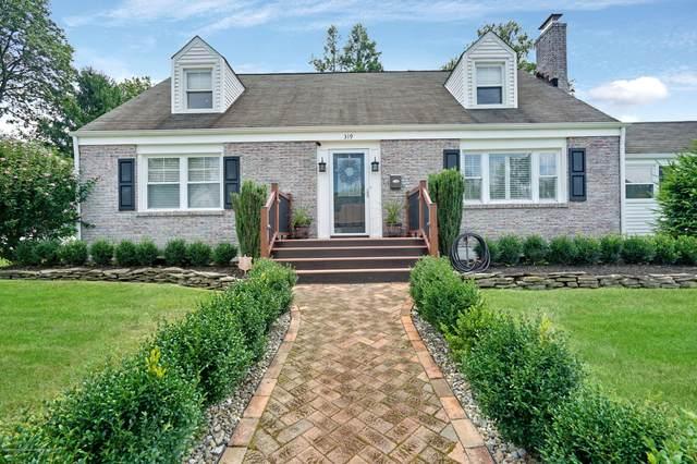 319 Parkview Avenue, Ocean Twp, NJ 07712 (MLS #22027345) :: The Dekanski Home Selling Team