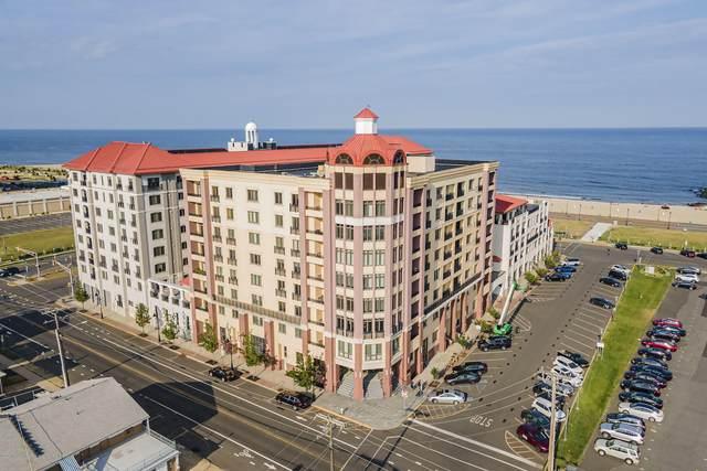 1501 Ocean Avenue #1611, Asbury Park, NJ 07712 (MLS #22027356) :: The Ventre Team