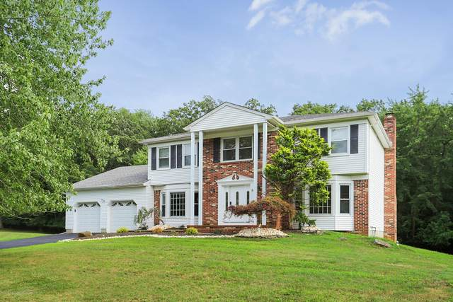 9 Steeplechase Drive, Marlboro, NJ 07746 (MLS #22027401) :: The Premier Group NJ @ Re/Max Central