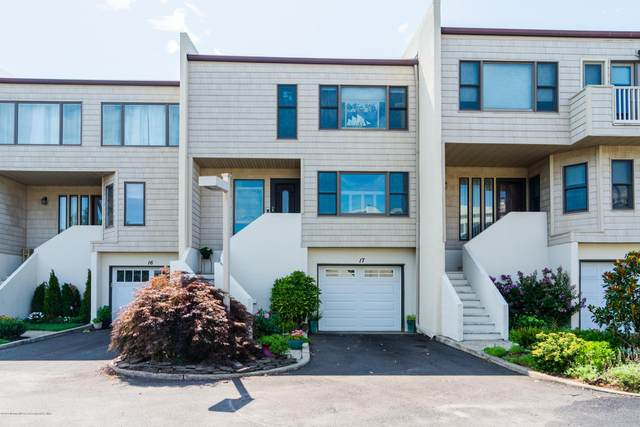 57 Bridgewaters Drive #17, Oceanport, NJ 07757 (MLS #22027406) :: Halo Realty