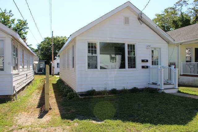 1239 Oakwood Road, Belmar, NJ 07719 (MLS #22027439) :: The Sikora Group