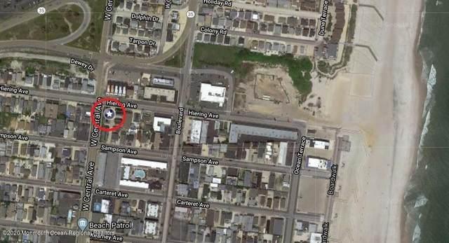 131 Hiering Avenue B8, Seaside Heights, NJ 08751 (MLS #22027540) :: The Sikora Group