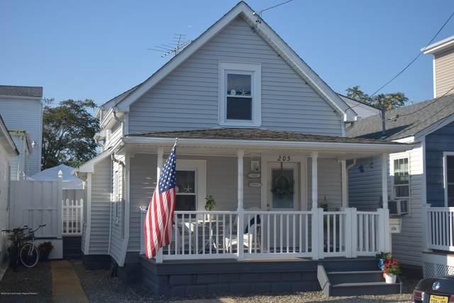 205 Dupont Avenue, Seaside Heights, NJ 08751 (MLS #22027545) :: The Sikora Group