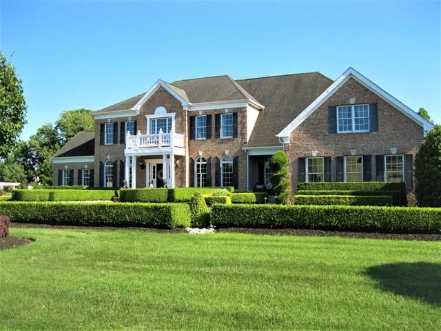 7 Brian Court, Farmingdale, NJ 07727 (MLS #22027703) :: The Ventre Team