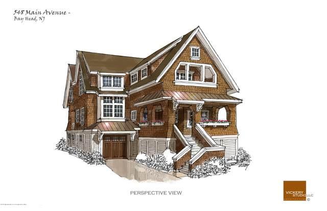 548 Main Street, Bay Head, NJ 08742 (MLS #22027731) :: The MEEHAN Group of RE/MAX New Beginnings Realty