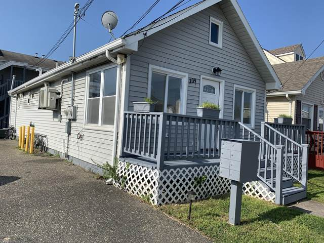 309 Lincoln Avenue A1, Seaside Heights, NJ 08751 (MLS #22027785) :: The Sikora Group