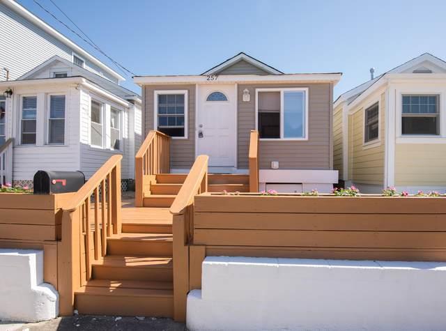257 Sheridan Avenue, Seaside Heights, NJ 08751 (MLS #22027790) :: The Sikora Group
