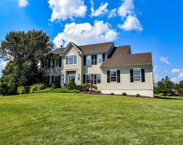 4 Becca Way, Allentown, NJ 08501 (MLS #22027893) :: The CG Group | RE/MAX Real Estate, LTD