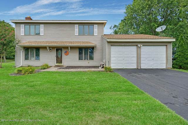 173 Shenandoah Boulevard, Toms River, NJ 08753 (MLS #22027911) :: The Sikora Group