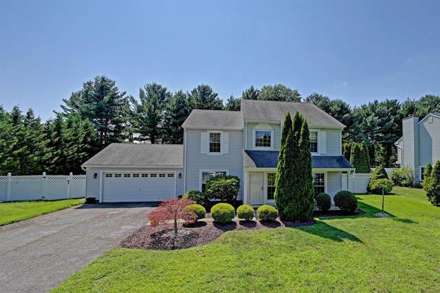 9 Greenfield Road, Manalapan, NJ 07726 (MLS #22027969) :: William Hagan Group