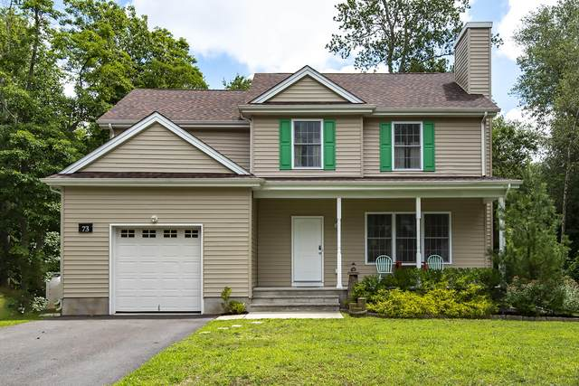 73 Morris Boulevard, Bayville, NJ 08721 (MLS #22027987) :: The Sikora Group