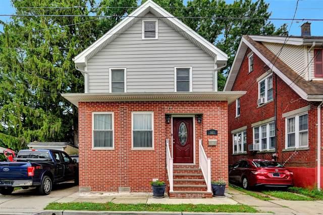 141 Valentine Place, Woodbridge, NJ 07095 (MLS #22028004) :: The Sikora Group