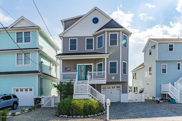 251 Strickland Boulevard, Lavallette, NJ 08735 (MLS #22028079) :: The MEEHAN Group of RE/MAX New Beginnings Realty