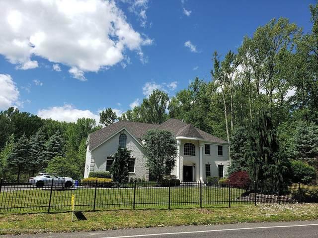436 Stagecoach Road, Millstone, NJ 08510 (MLS #22028080) :: The Sikora Group