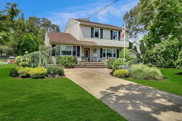 154 Flitsch Drive, Toms River, NJ 08753 (MLS #22028173) :: The MEEHAN Group of RE/MAX New Beginnings Realty