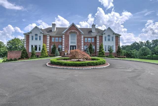 8 Shallow Brook Road, Morganville, NJ 07751 (MLS #22028197) :: William Hagan Group