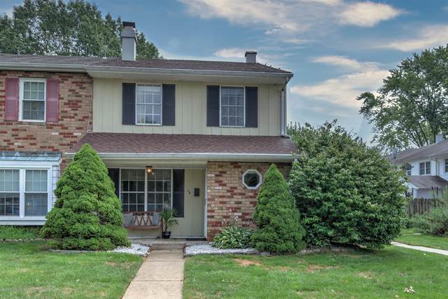 14 Kingsley Way, Freehold, NJ 07728 (MLS #22028347) :: Provident Legacy Real Estate Services, LLC