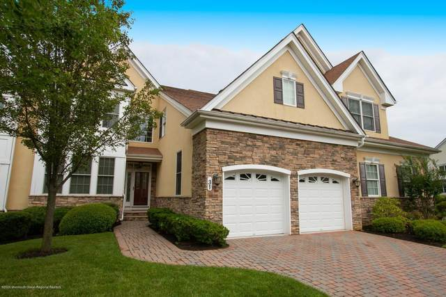 31 Majestic Drive, Tinton Falls, NJ 07724 (MLS #22028399) :: The Sikora Group