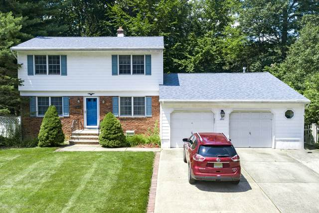 6 Colonial Drive, Matawan, NJ 07747 (MLS #22028420) :: The Sikora Group