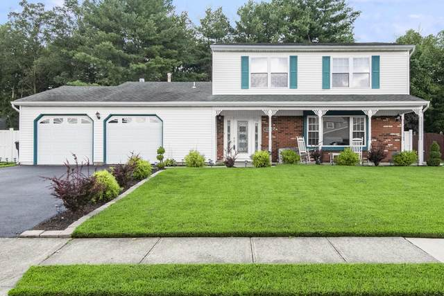 131 Starlight Road, Howell, NJ 07731 (MLS #22028459) :: Provident Legacy Real Estate Services, LLC