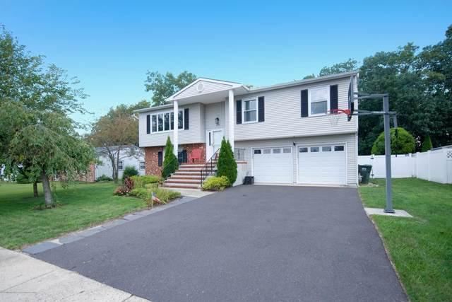 25 Poplar Street, Howell, NJ 07731 (MLS #22028471) :: The Ventre Team