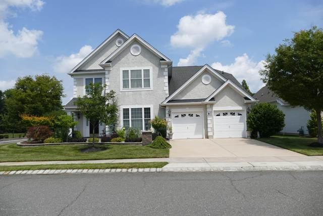 5 Carleton Drive, Freehold, NJ 07728 (MLS #22028537) :: The Ventre Team