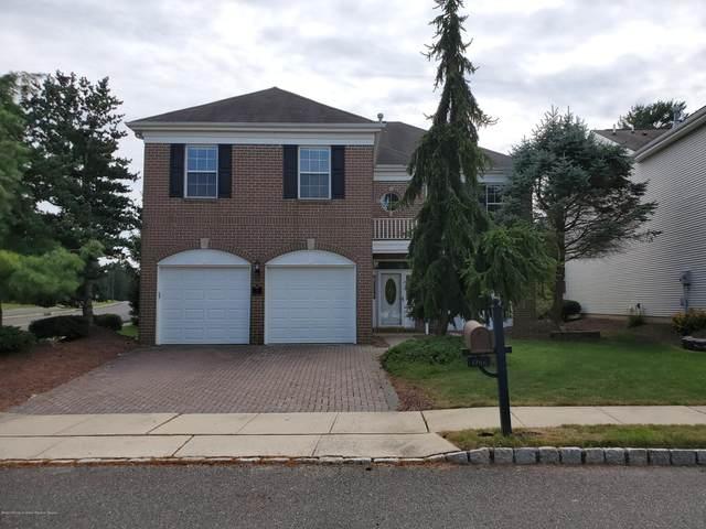 1 Winged Foot Drive, Manalapan, NJ 07726 (MLS #22028569) :: The CG Group | RE/MAX Real Estate, LTD