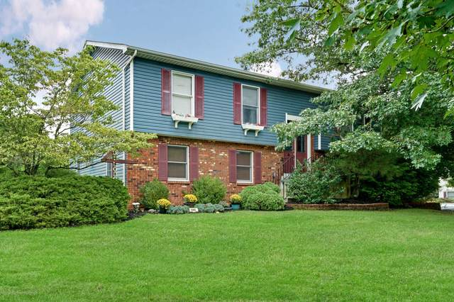 1 Briarwood Court, Jackson, NJ 08527 (MLS #22028632) :: Caitlyn Mulligan with RE/MAX Revolution