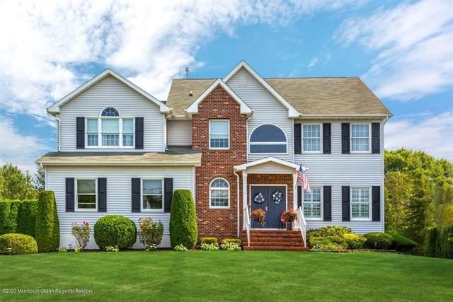 2014 Allenwood Road, Wall, NJ 07719 (MLS #22028804) :: The Dekanski Home Selling Team