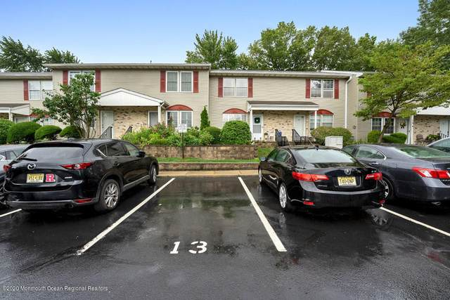 82 Cliffwood Avenue #13, Cliffwood, NJ 07721 (MLS #22028807) :: Halo Realty
