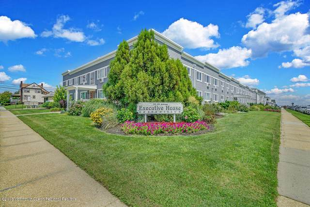 210 5th Avenue #9, Belmar, NJ 07719 (MLS #22028900) :: William Hagan Group