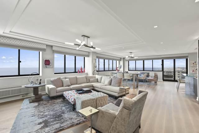 55 Ocean Avenue Ph  J& L, Monmouth Beach, NJ 07750 (MLS #22028974) :: Kiliszek Real Estate Experts