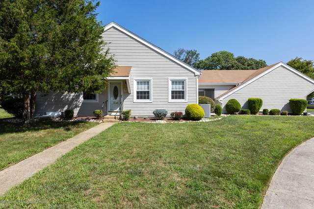 44D Piazza Correale #1000, Freehold, NJ 07728 (MLS #22028996) :: The Ventre Team