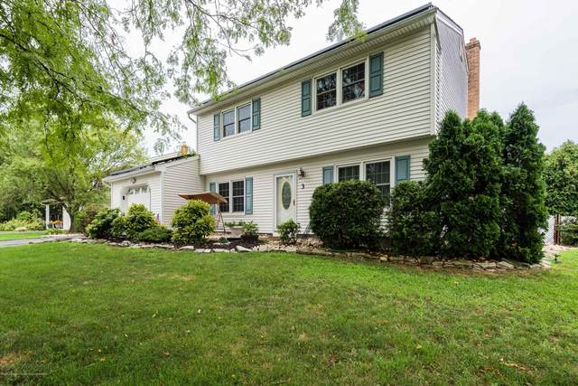 3 Lisa Drive, Hazlet, NJ 07730 (MLS #22029006) :: William Hagan Group