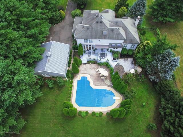 21 Ginesi Drive, Freehold, NJ 07728 (MLS #22029014) :: William Hagan Group