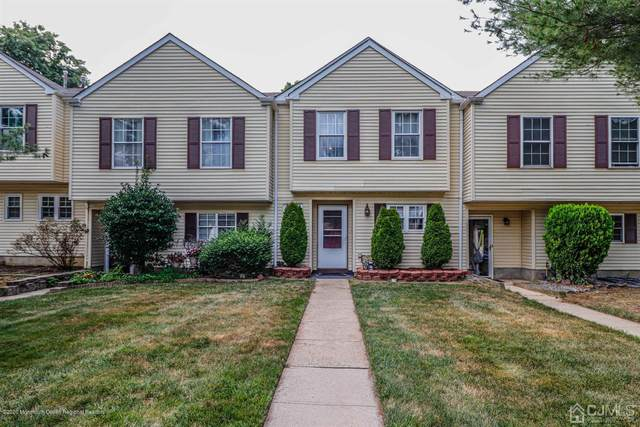 814 Darlington Drive #172, Old Bridge, NJ 08857 (MLS #22029078) :: The CG Group | RE/MAX Real Estate, LTD