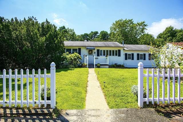329 Northrop Road, Brick, NJ 08723 (MLS #22029159) :: Provident Legacy Real Estate Services, LLC