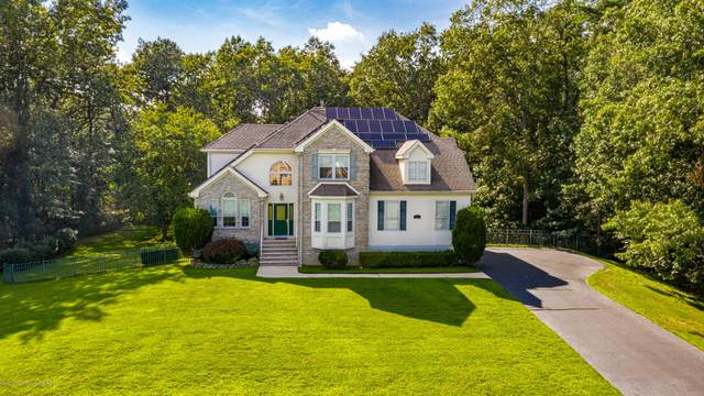 46 Tuscany Drive, Jackson, NJ 08527 (MLS #22029190) :: Provident Legacy Real Estate Services, LLC
