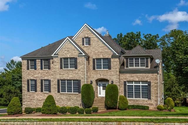 4 Landmark Lane, Marlboro, NJ 07746 (MLS #22029196) :: William Hagan Group