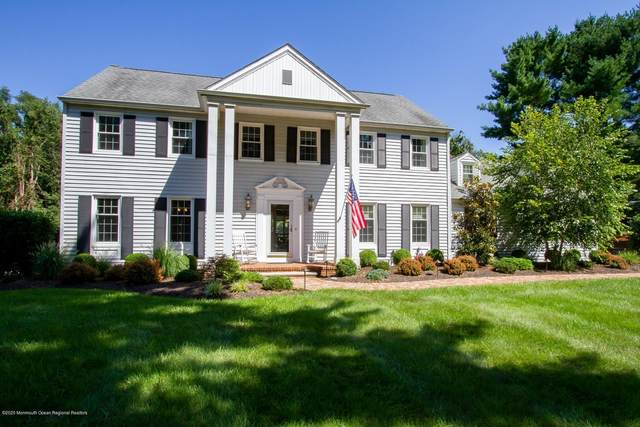 21 Carriage Hill Drive, Colts Neck, NJ 07722 (MLS #22029251) :: The Ventre Team
